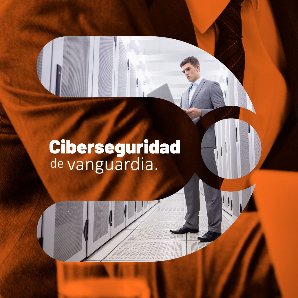 Ciberseguridad de vanguardia